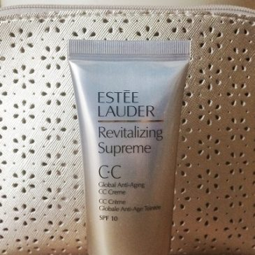 Estée Lauder Revitalizing Global Anti Aging Supreme CC Krém